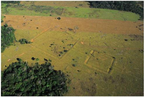 amazônia - geoglífos - clique para ampliar
